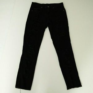 CARMAR Jeans Destroyed Size 25